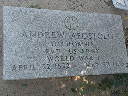 Andrew Ellison Apostolis