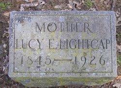 Lucy Eveline <i>Waggoner</i> Lightcap