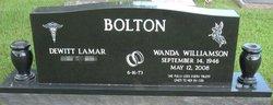 Wanda <i>Williamson</i> Bolton