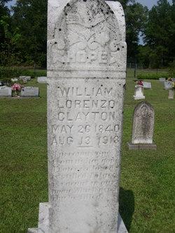 William Lorenzo Clayton