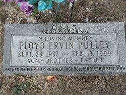 Floyd Ervin Pulley