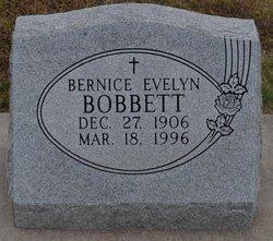 Bernice Evelyn <i>Clow</i> Bobbett
