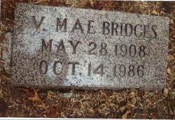 Virginia Mae Bridges