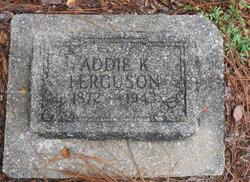 Addie K Ferguson