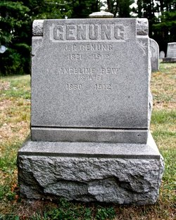 Jacob Peter Genung