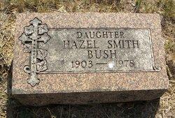 Mrs Hazel Cecilia <i>Smith</i> Bush
