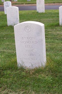 Byron Howard Bell