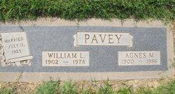 Agnes Marie <i>Rogers</i> Pavey