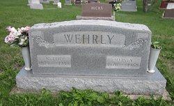 Nettie <i>Shreeve</i> Wehrly