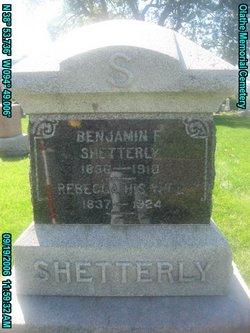 Rebecca Shetterly