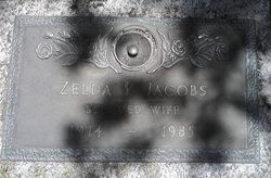 Zelda P Jacobs