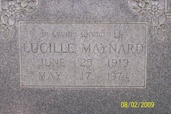 Lucille Maynard