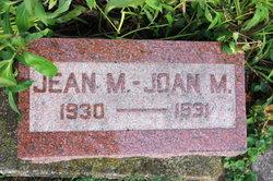 Joan M Crabb