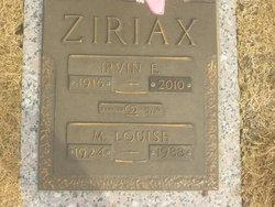 Marian Louise <i>Romig</i> Ziriax