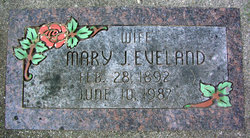 Mary Julia <i>Styer</i> Eveland