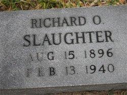 Richard Odeal Slaughter