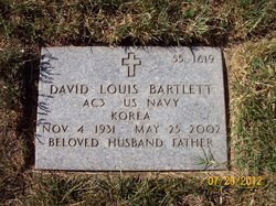 David Louis Bartlett
