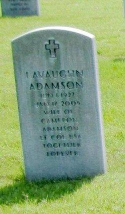 Lavaughn <i>Davis</i> Adamson