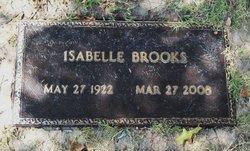 Isabelle Brooks