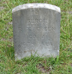 Sgt F T Green