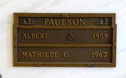 Mathilde Caroline <i>Drews</i> Paulson