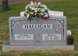 Helen J. <i>Draper</i> Halligan