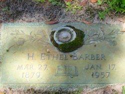 Hanna Ethel <i>Guckenheimer</i> Barber
