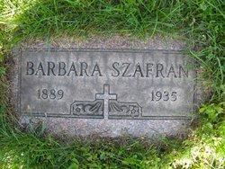 Barbara <i>Herdzik</i> Szafran