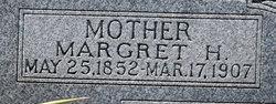 Margaret Helen Maggie <i>Smith</i> Benham