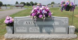 Thelma Jean <i>Burton</i> Akin
