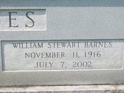 William Stewart Barnes