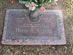 David Arnold Albers