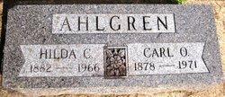 Carl O Ahlgren