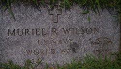 Muriel Rita <i>Foss</i> Wilson