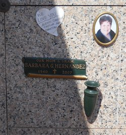 Barbara G <i>Gonzales</i> Hernandez