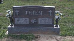 Florence V <i>Timm</i> Thiem
