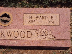 Howard Ellis Blackwood