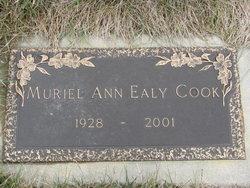 Muriel Ann <i>Ealy</i> Cook