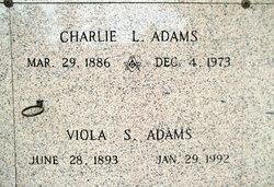 Charles L. Charlie Adams