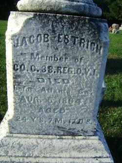 Jacob Estrich