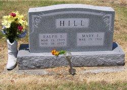 Ralph Edwin Hill