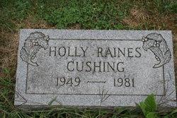 Holly <i>Raines</i> Cushing