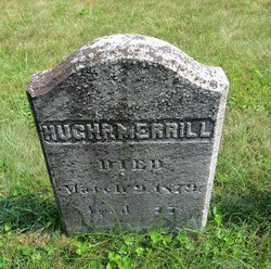Hugh P Merrill