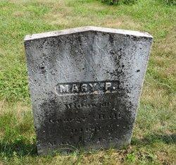 Mary P Hall