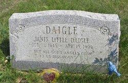 Janis <i>Little</i> Daigle