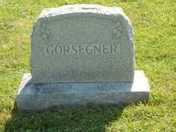 Gertrude C. <i>Kauffman</i> Gorsegner