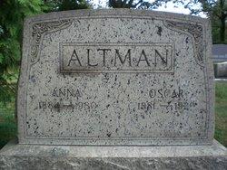 Oscar William Altman