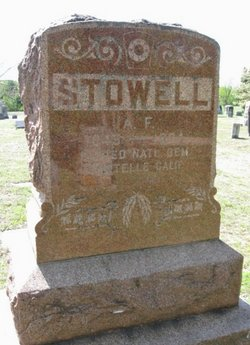 A. F. Stowell