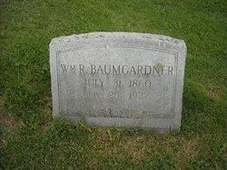 William R. Baumgardner