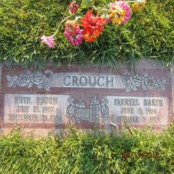 Ruth <i>Hatch</i> Crouch